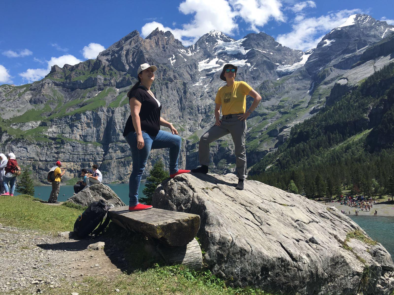 Erfahrungsbericht Barfußschuhe in den Bergen