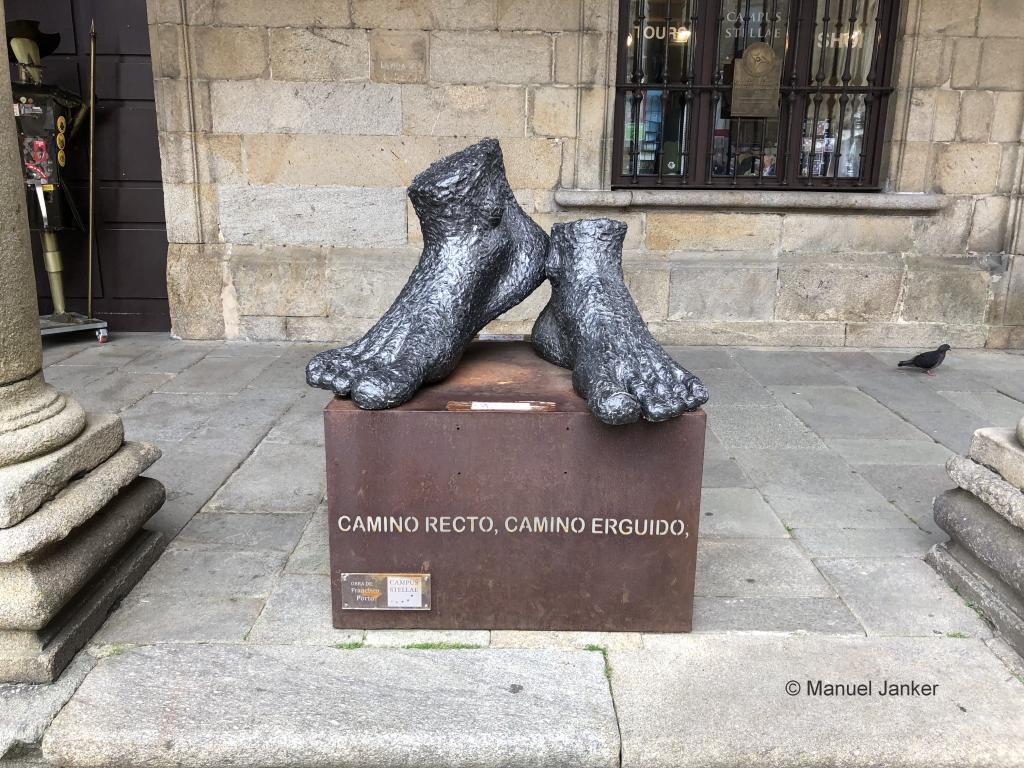Fernwandern mit leguano classic – mein vielseitiger Begleiter auf dem camino de la costaMit Barfußschuhen auf dem Camino Recto