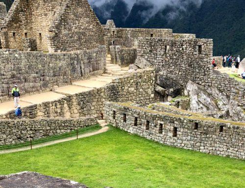 Mit leguano Barfußschuhen in Peru