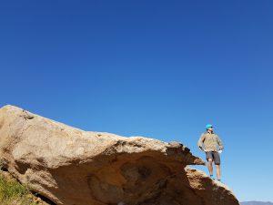 In Barfußschuhen auf den Pacific Crest Trail, USA