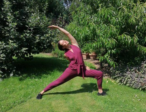Mit leguanos kann ich Yoga endlich überall praktizieren