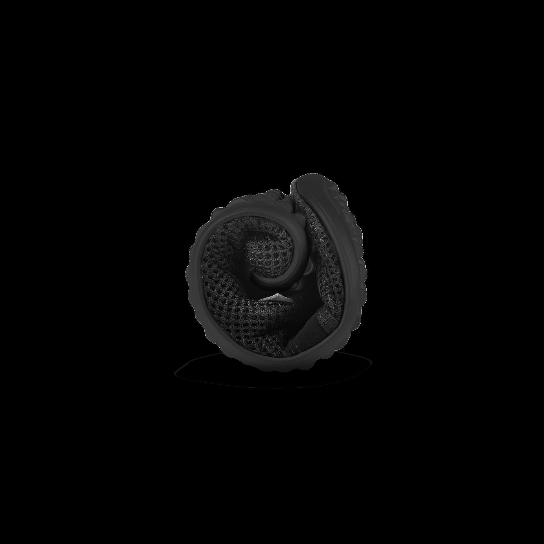 aktiv lavaschwarz, schwarze Sohle