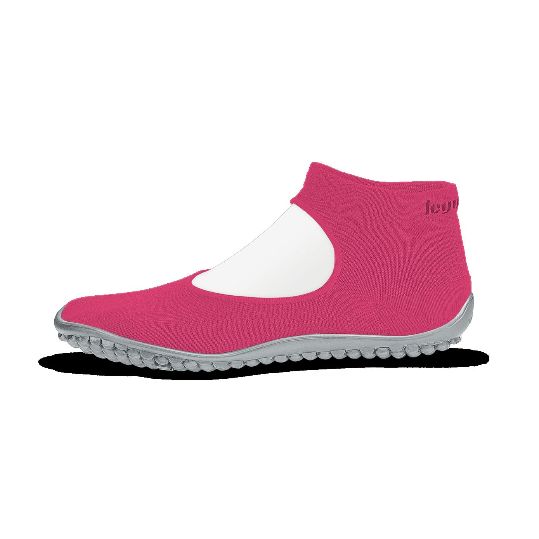 Leguano Ballerina Pink - Barfußschuh  -